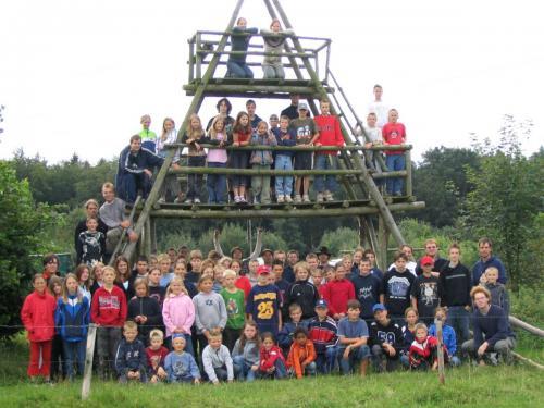 Zeltlager 2004